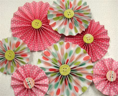 Rosettes Out Of Paper - unavailable listing on etsy