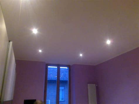 abbassamenti soffitto con faretti foto controsoffitto con faretti di dtr costruzioni 45374