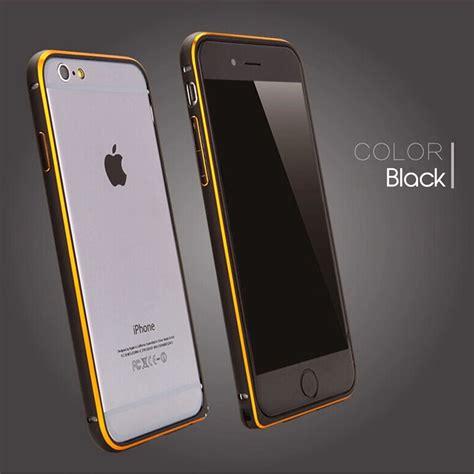 Noosy Metal Aluminium Bumper For Iphone 6 Plus Mf0 453ce2 Pink apple 6 plus black www imgkid the image kid has it