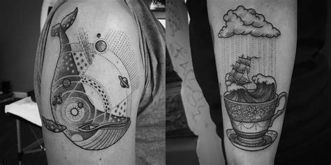 dotwork tattoo 10 artists using dotwork to create meticulous tattoos