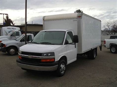 2006 chevrolet express 3500 2006 chevrolet express 3500 for sale 31 used trucks from