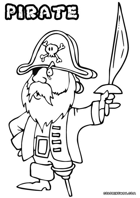 pirate coloring pages to download and print for free pirate coloring pages coloring pages to download and print