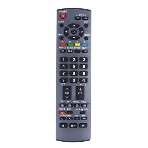 Remot Tv Panasonic new replacement remote for panasonic tv viera eur 7651120 71110 7628003 tv remote