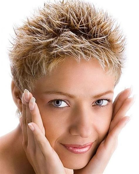 haircuts for women long hair that is spikey on top short spiky haircuts hairstyles for women 2018 page 4