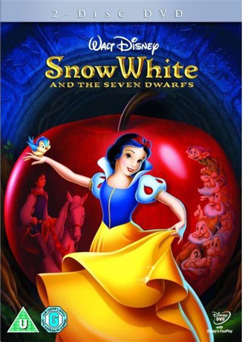 snow white    dwarfs dvd zavvi