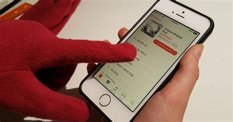 Gloves Sarung Tangan Layar Sentuh Touch Screen I Hp Dan Tablet 1 cara membuat sarung tangan bisa digunakan dengan touchscreen