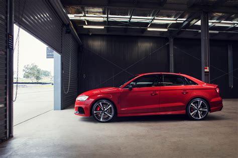 2017 audi rs3 sedan review caradvice