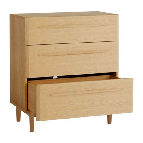 Commode En Chene by Aggy Commode En Ch 234 Ne Habitat