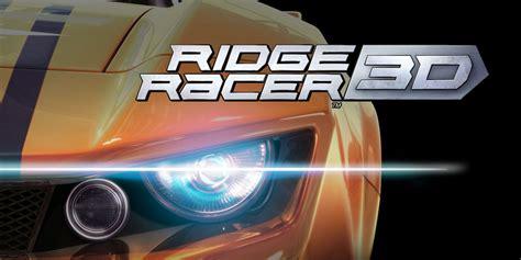 ridge racer  nintendo ds games nintendo