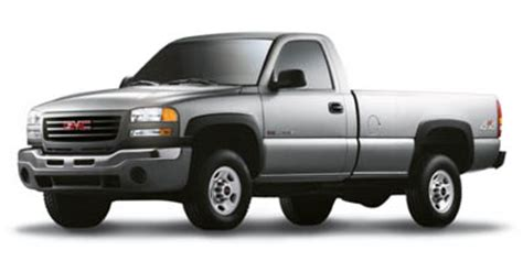 how to work on cars 2006 gmc sierra 2500hd parking system 2006 gmc sierra 2500hd review ratings specs prices and photos the car connection