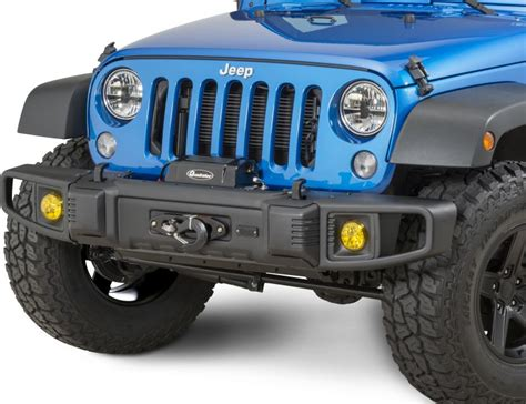 front bumpers for jeep jk tactik 174 front bumper for 07 16 jeep 174 wrangler wrangler