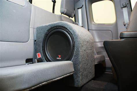 Toyota Tacoma Subwoofer Csd Audio News Updates 187 Archive 187 Toyota Tacoma
