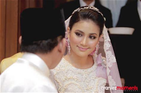 Baju Nikah Fasha Sandha pink bubblegum princess tahniah awal dan scha sah suami isteri gambar