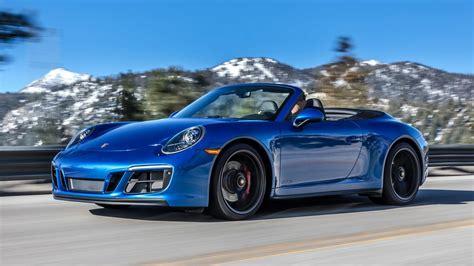 Porsche 911 Carrera Gts Price by 2018 Porsche 911 Carrera Gts First Drive Better In All