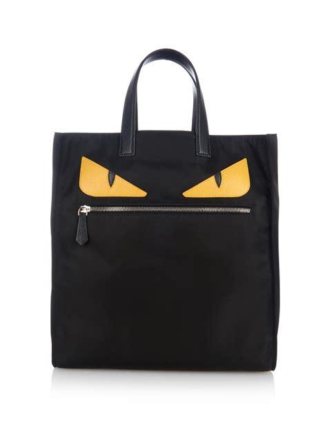 Tas Bag Dan Slempang Fendi By The Way Boston 1031 Qb fendi tote in black for lyst