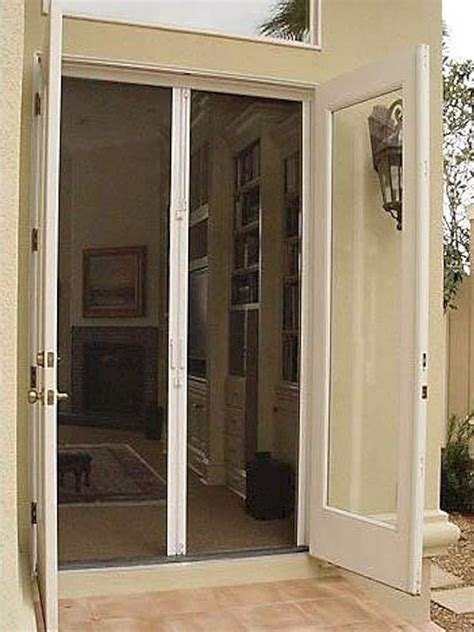 Clearview Patio Doors by Retractable Screens Retractable Screen Door And Screens