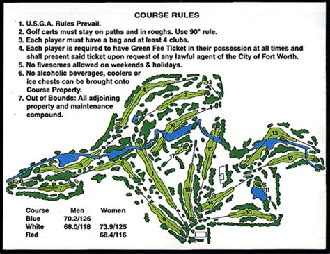 texas golf courses map frontpage article archives west texas golf courses
