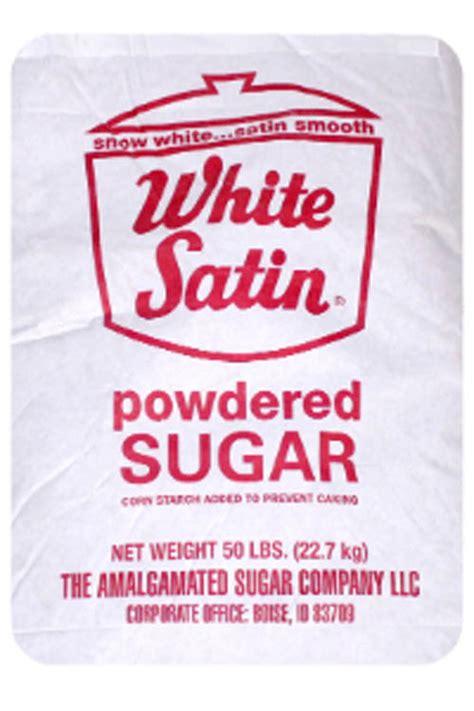 honeyville powdered sugar 50 lb