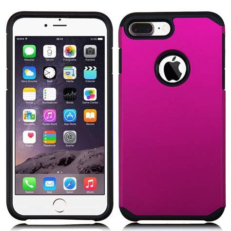 apple iphone   slim grip shockproof  piece hard