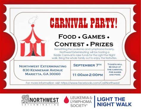school carnival half sheet punch card template carnival flyer raffle ticket scu raffle