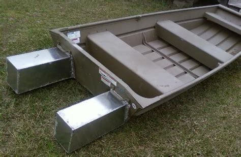 tiny boat nation plans jon boat pods pictures to pin on pinterest pinsdaddy