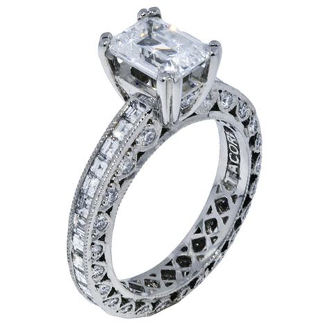 tacori wedding rings on hand exchanging your vows with tacori wedding rings