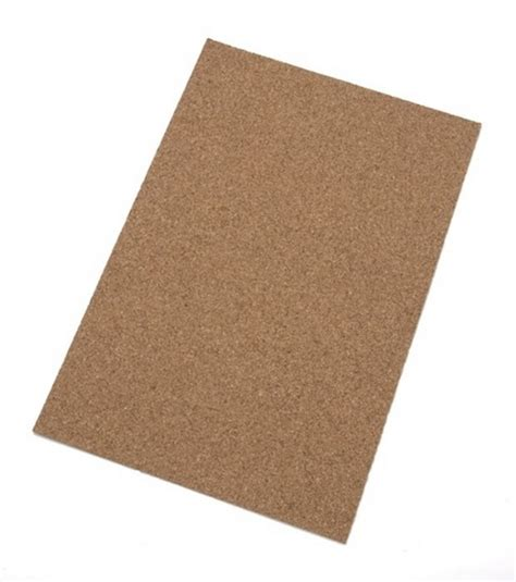 thick sheets darice cork sheet 1 8 quot thick 12 quot x18 quot jo ann