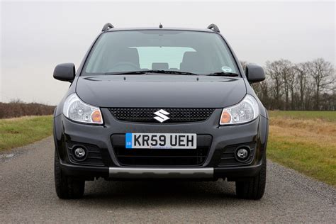 Suzuki Sx4 Review 2014 Suzuki Sx4 Hatchback Review 2006 2014 Parkers