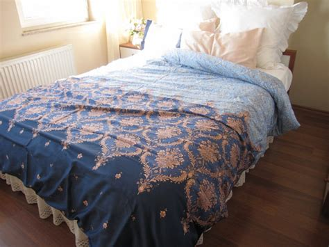 expedited fast shipping dorm room bedding pink blue navy