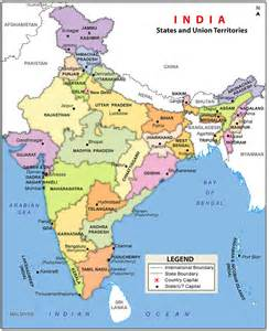 India Nepal Map by Indo Nepal Relations Map