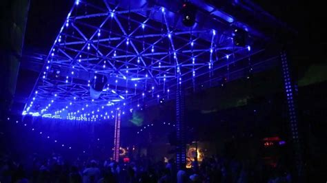 Nightclub Ceiling by Madrix Professional Soho Club Belek Turkey Fullhd 1080p