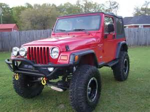 6 Jeep Wrangler Lift Buy Used 97 Jeep Wrangler With 6 Inch Lift On 37x17 In