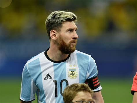 Lionel Messi Lionel Messi Bails Out Argentina Football Association To