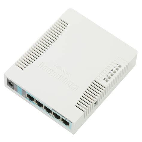Mikrotik Router Wireless Rb751g 2hnd mikrotik rb951g 2hnd wifi routers mikrotik eurodk