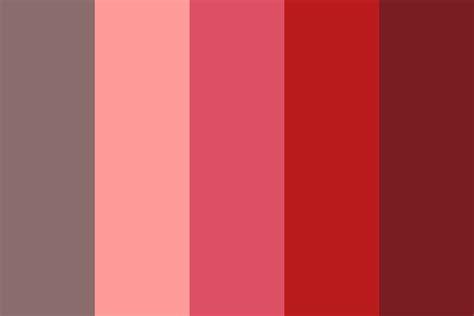 cinnabar color cinnabar gem color palette
