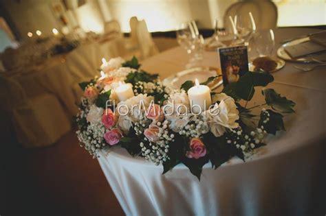addobbo tavolo sposi fiori rosa e rosa cipria per matrimonio e bouquet da sposa