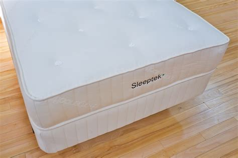 sleeptek crib mattress sleeptek classic 1000 organic innerspring mattress soma