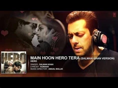 full hd video main hoon hero tera main hoon hero tera original video instrumental music in