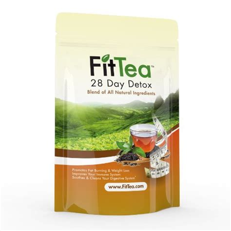 Fit Tea 28 Day Detox by Fittea 28 Day Detox Health And In The Uae See