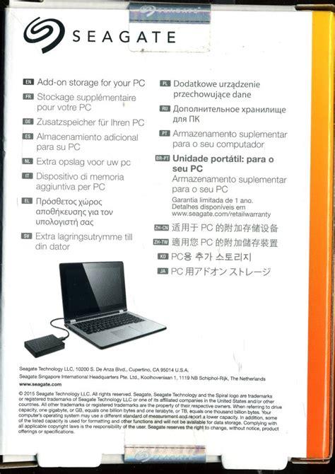 Seagate Expansion External Portable Usb 3 0 4tb seagate 4tb ext exp port
