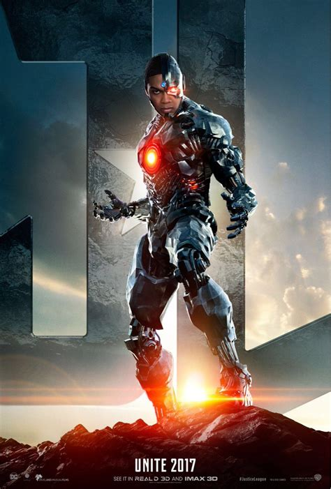 justice league film cyborg justice league trailer teaser reveals ray fisher s cyborg