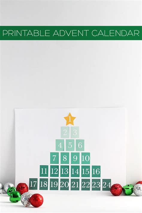 printable christmas advent calendar 2015 print diy holiday printable advent calendar squirrelly