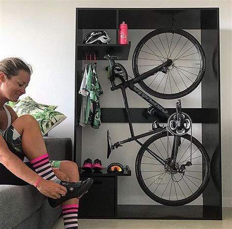 indoor bike storage ideas best 25 indoor bike storage ideas on pinterest