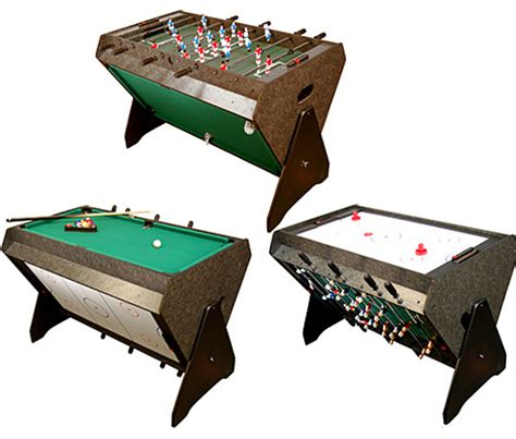 Game Tables Pool And Air Hockey Room Ornament