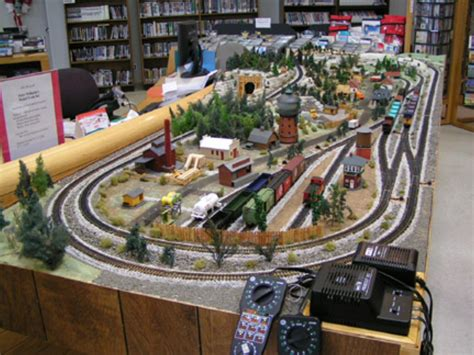 ho layout video michale share model train track layout quick