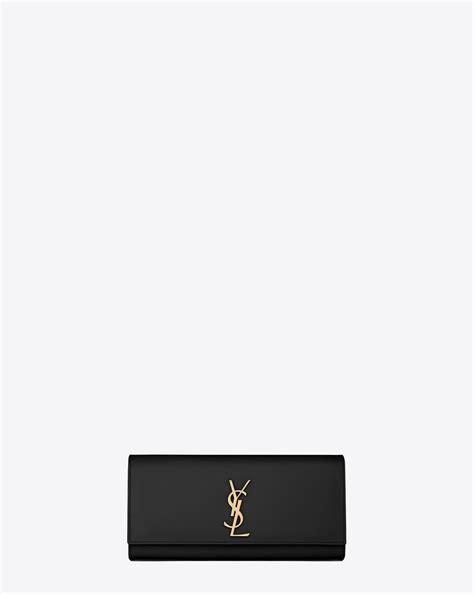 Ysl Monogram Classic Clutch 4 laurent classic monogram laurent clutch in black grain de poudre textured leather