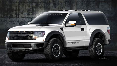 Ford Raptor Bronco by 2015 Ford Bronco Raptor Image 162