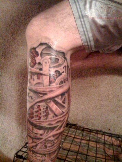 mechanical tattoo designs for men mechanical images designs