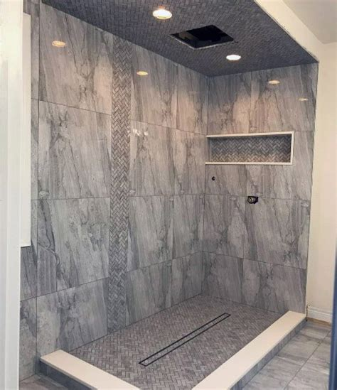 top grey bathroom tile ideas neutral interior designs