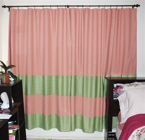how to make extra wide curtains skinnyminhy s adventures in food crafting land diy